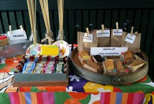 Time Trade for Croquet Party2014
